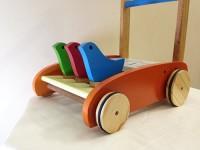 Xe tập đi cho trẻ em (bằng gỗ)