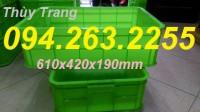 Cung cấp hộp nhựa HS003, hộp đựng ốc vít, hộp đựng đồ cơ khí giá rẻ