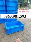 Bán thùng nhựa đặc đựng đồ , thùng nhựa công nghiệp đựng đồ cơ khí, hộp nhựa.