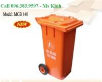 mua thùng rác nhựa 240 lít giảm giá 50‰, bán thùng rác ở miền tây, thùng rác 95l