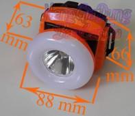 Đèn đeo đầu sạc SF-688