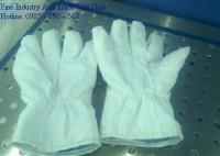 Găng tay chịu nhiệt phòng sạch