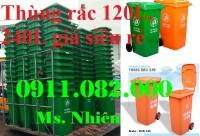Thùng rác 120 lít chỉ có 490k giá rẻ ưu đãi- thùng rac 240 lít giá thấp