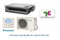 Máy lạnh giấu trần ống gió Daikin 2Hp – Nâng tầm giá trị cho ngôi nhà bạn