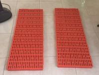 Sàn nhựa 40*110cm,sàn chăn nuôi , sàn heo,..Phú Hòa an