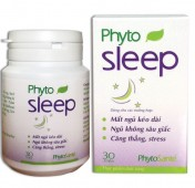 PhytoSleep-Trị chứng mất ngủ, cải thiện chất lượng giấc ngủ