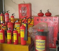 Cơ sở MUA BÁN bình chữa cháy tại Quận 2, Quận 3, Quận 4, Quận 5 ... TP.HCM