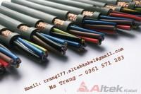 Phân phối dây cáp điện nhập khẩu Altek Kabel