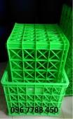 Bán rổ nhựa đựng hàng công ty loại lớn