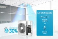 Máy lạnh âm trần LG 4HP ATNQ36GNLE6 Inverter – Gas R410A nhập khẩu chính hãng