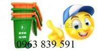Bán thùng rác môi trường công nghiệp loại lớn giá rẻ.