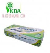 Giấy vệ sinh cuộn nhỏ 3 lớp - giấy vệ sinh lụa cao cấp Leman tại Kiên Giang