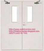 Cửa chống cháy - 0903711003 Mr Trúc