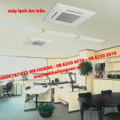 Địa chỉ nào tại TP HCM bán và lắp Máy lạnh âm trần LG giá rẻ nhất