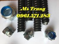 Ống ruột gà- ống sun sắt - ống kẽm luồn dây điện