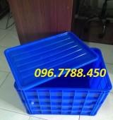Bán hộp nhựa bít-thùng nhựa đựng linh kiện-hộp nhựa chất lượng.