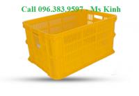 cung cấp rổ nhựa đựng hàng, nhà sản xuất rổ nhựa công nghiệp, rổ nhựa lớn