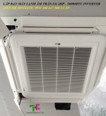 Về hàng máy lạnh âm trần LG INVERTER 18000btu mới nhất 2018, Siêu rẻ