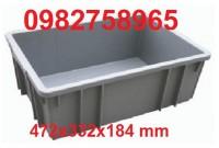 thùng nhựa b3 rẻ