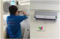 Đơn vị chuyên thi công lắp máy lạnh treo tường giá rẻ nhất