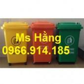 Phân loại chất liệu thùng rác công cộng