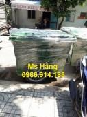 Thùng rác công cộng-Sản phẩm thiết yếu vì môi trường