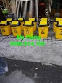 Thùng rác công cộng có nắp,thùng rác y tế có nắp