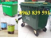 Thùng rác nhập khẩu - thùng rác y tế 0963 839 591 Thu Phương