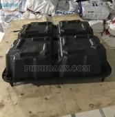 Chuyên cung cấp và sản xuất hộp nhựa ubox H10 5 chân Phú hòa an