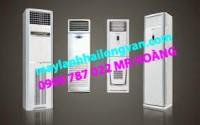 Tổng đại lý phân phối trực tiếp máy lạnh tủ đứng 10 ngựa giá rẻ