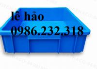 thung nhua dac b9, b10, song nhựa bit, thung nhựa đựng hàng