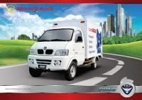 Xe tải mekong paso, bán xe tải trả góp, hỗ trợ vay vốn