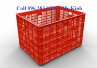 rổ nhựa lớn trong may mặc, bán sóng nhựa, khay nhựa