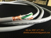Có sẵn cáp điều khiển 5 lõi- Cáp điều khiển Altek Kabel giá tốt nhất thị trường