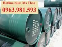 Thùng phuy sắt nắp kín mở 220 lít, thùng phuy đựng hóa chất 220 lít, bán thùng p