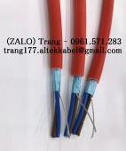 Cáp chống cháy chất lượng cao 2x1 Altek Kabel