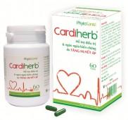 Cardiherb giúp ổn định huyết áp, ngăn ngừa tai biến do tăng huyết áp