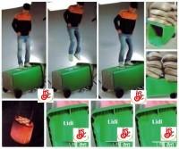 Thùng rác nhựa HDPE ,Thùng rác nhựa composite giá rẻ 0902235118