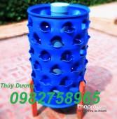 Thùng phuy nhựa nắp kín, thùng phuy nhựa nắp hở, thùng phuy giá rẻ