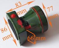 Đèn đeo đầu sạc TD-6A