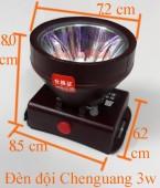 Đèn đeo đầu sạc Chenguang 3w