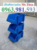 Kệ dụng cụ đựng phụ tùng, khay đựng linh kiện, khay nhựa xếp tầng, kệ dụng cụ nh