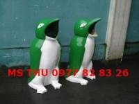 Bán thùng rác hình thú lh ms thu 0977828326