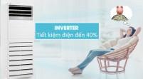 Cung cấp Máy lạnh tủ đứng 3HP giá ưu đãi – May lanh tu dung 3HP inverter