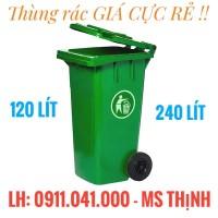 Thùng rác Công nghiệp Sài Gòn