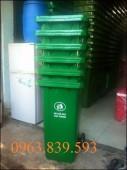 Thùng rác nhựa - thùng rác gia đình - thùng đựng rác công cộng giá rẻ