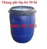 thùng phuy 50 lít