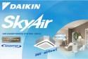 Máy lạnh âm trần Daikin dòng inverter tiết kiệm điện hiện nay