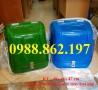 Thùng giao hàng sau xe máy giá rẻ, thùng nhựa giao hàng sau xe máy, sản xuất thù