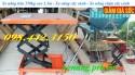 Xe nâng mặt bàn 350kg cao 1.3m xả hàng giá sốc – giá siêu rẻ call 0984423150